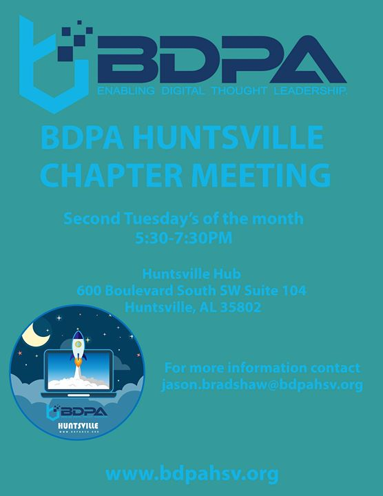 BDPA Huntsville Chapter Meeting