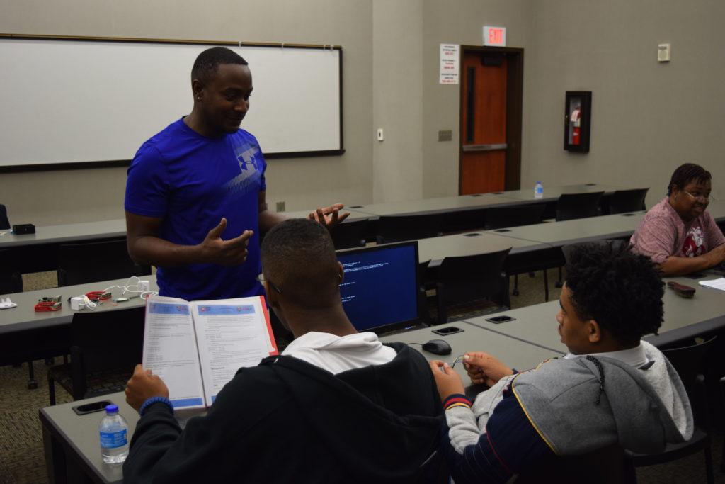 BDPAHSV and 100 Black Men partner to train the Men of Tomorrow