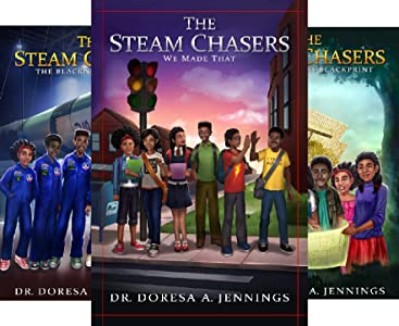 steam chasers books